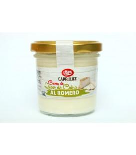 Ožkų pieno sūrio užtepėlė su rozmarinais