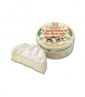 Camembert Bocage Tradition Cru 250 g