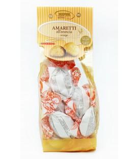 Apelsinų skonio sausainiai amaretti