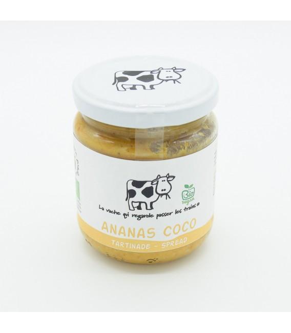 Tartinade - ananasų-kokosų užtepėlė