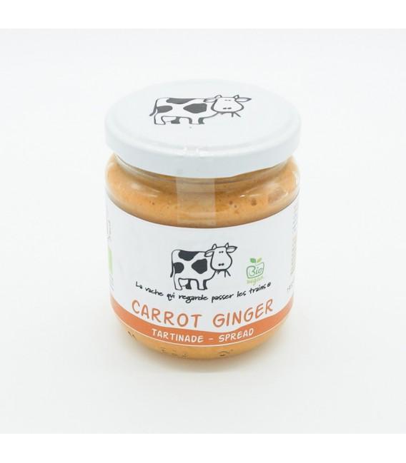 Tartinade  - morkų ir imbierų užtepėlė