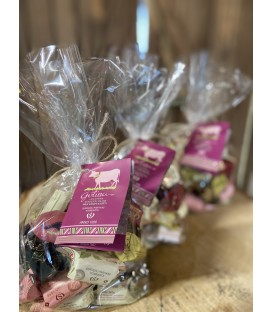 Saldainiai Karvutė (asorti), 500 g