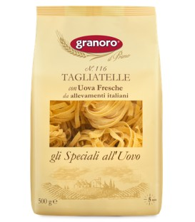 More about Tagliatelle N. 116