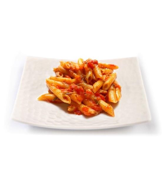 Pomidorų padažas su griliuotomis daržovėmis