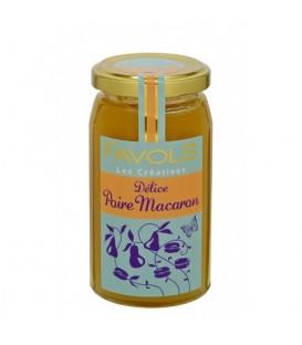 Kriaušių ir saldumyno Macaron džemas
