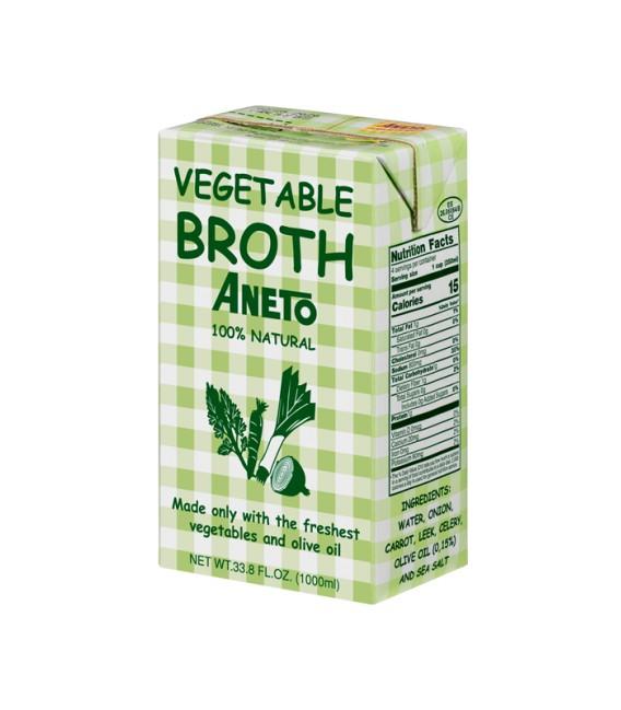 Aneto daržovių sultinys