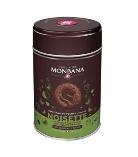Lazdyno riešutų skonio karštas šokoladas