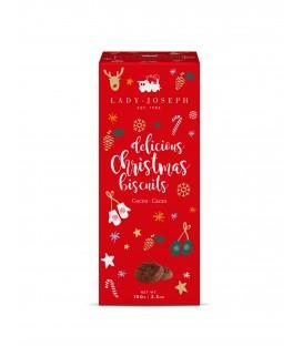 Lady Joseph kalėdiniai sausainiai
