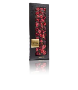 Rožių žiedlapiai, vyšnios ir cinamonas