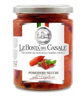 "Džiovinti pomidorai ""alla Pugliese"""