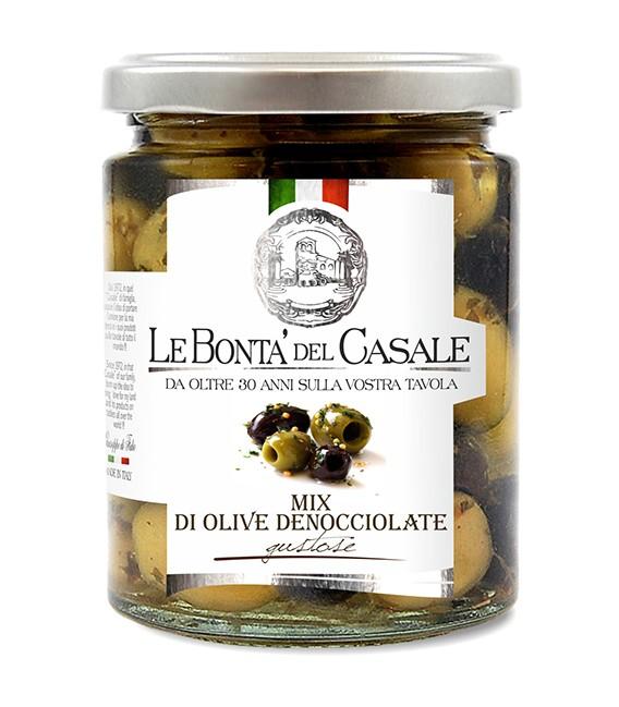 Itališkų alyvuogių asorti