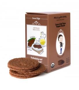 Sausainiai Cocoa Chips