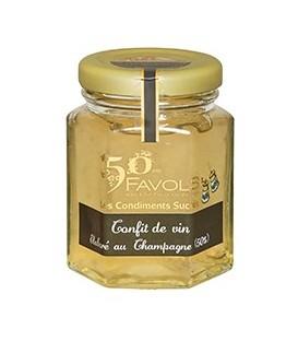 Šampano želė