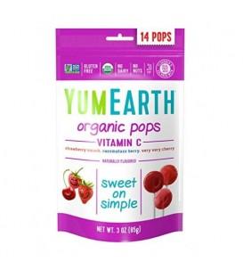 More about Ekologiški įvairių skonių ledinukai su vitaminu C YumEarth