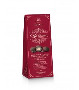 Marlonas. 70% kavos skonio juodas šokoladas