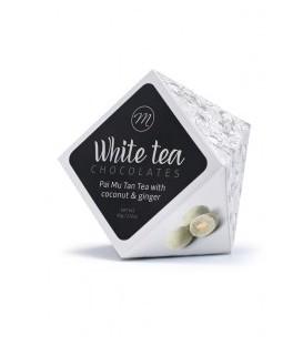 Teatime. Baltoji arbata Pai Mu Tan
