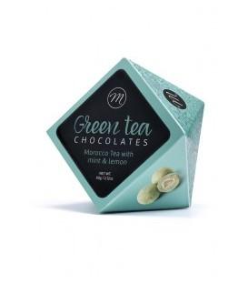 Teatime. Žalioji Maroko arbata