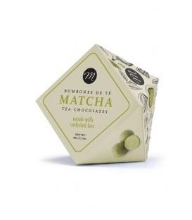 Teatime. Žalioji arbata Matcha