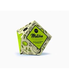 Teatime. Žalioji arbata Matcha su bergamotėmis